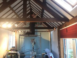 Painting Barn conversion - Norwich painters, norwich painter and decorator, painter and decorator in norwich