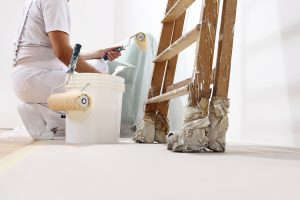 Interior domestic painters